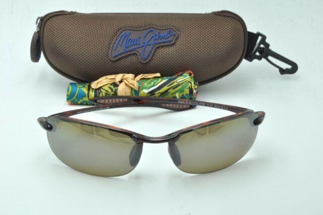 8a785455193 Maui Jim Makaha Tortoise   HCL Bronze Polarized Sunglasses Mj405-10 ...