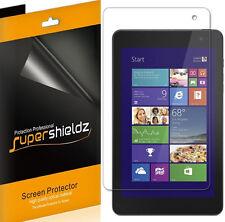 3X Supershieldz HD Clear Screen Protector Saver For Dell Venue 8 Pro 5855