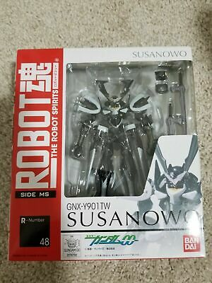 Robot Soul Spirits Tamashii 205 Force Impulse Gundam action figure Bandai USA Se