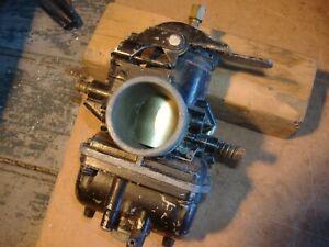 Yamaha RD350 LH Mikuni 28mm carb carburetor 360-14101-00-00 1974 needs cleaning