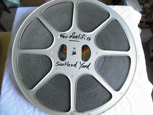 Film-16mm-Serie-Scotland-Yard-034-Feu-d-039-artifice-034-annees-50