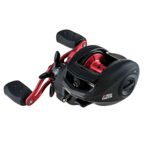 1365366 Right Hand Wind Baitcast Fishing Reel Abu Black Max3