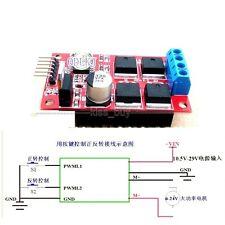 12V/24v/36V 450W H-Bridge Brushed PWM DC Motor Driver Module reversing brake