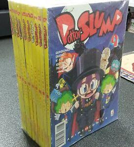 Dottor-SLUMP-anime-comic-serie-completa-1-9-Star-Comics