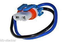 HB3 Lampenfassung Stecker Glühlampen-Sockel Licht Keramik Lampenstecker