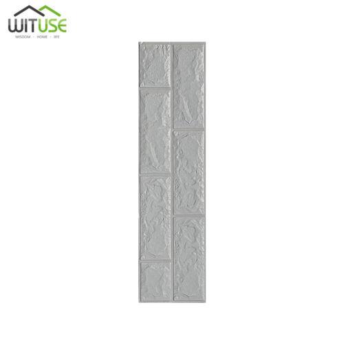 3D Wall Stickers Brick DIY PE Foam Wallpaper Panel for Home Decors 15*70//30*60cm