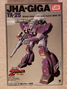Just Imai/zamac 1/144 Scale Ya-25 'jha-giga' Plastic Kit Gundam/mech/scifi