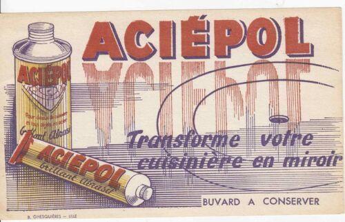 BUVARD 106289 ACIEPOL ENTRETIEN