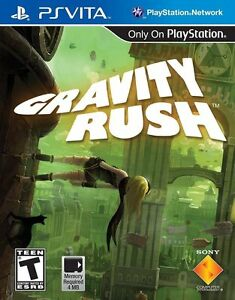 Image result for gravity rush vita""