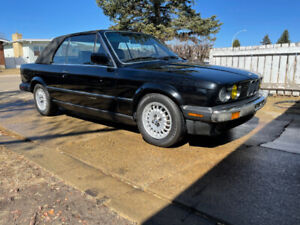 1989 BMW 3 Series 325iC