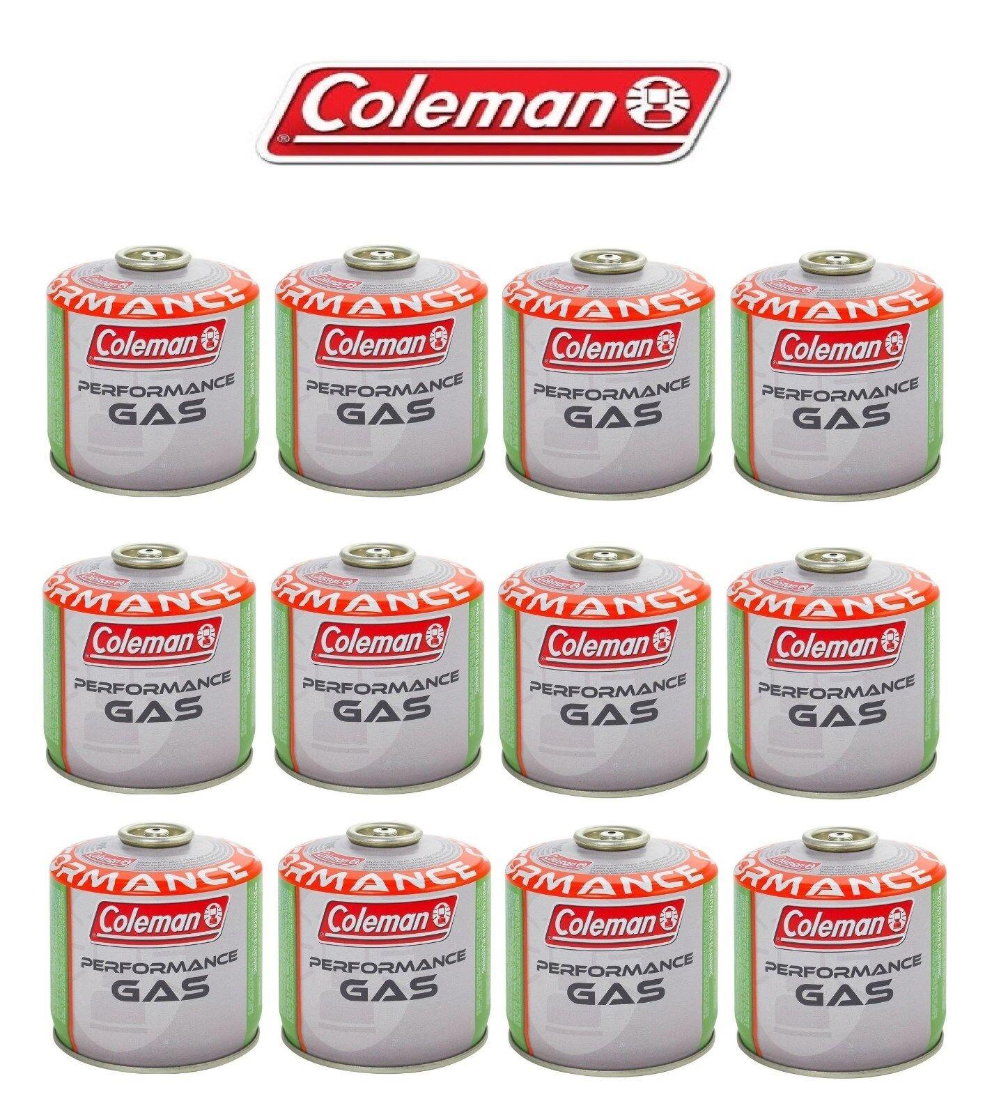 BOMBOLETTA CocheTUCCIA GAS COLEMAN c300 performance FILETTO 240 g  GAS  12 PEZZI   Tienda de moda y compras online.