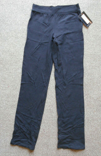 Bloch CP3648 Girls Echappe Round Front Dance Trousers Age 12-14 BNWT       11//20