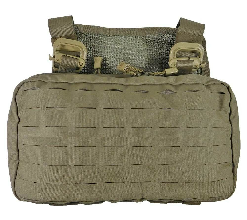 Hill People Gear Heavy Recon Kit sac Ranger vert Concealed voiturery Survival sac