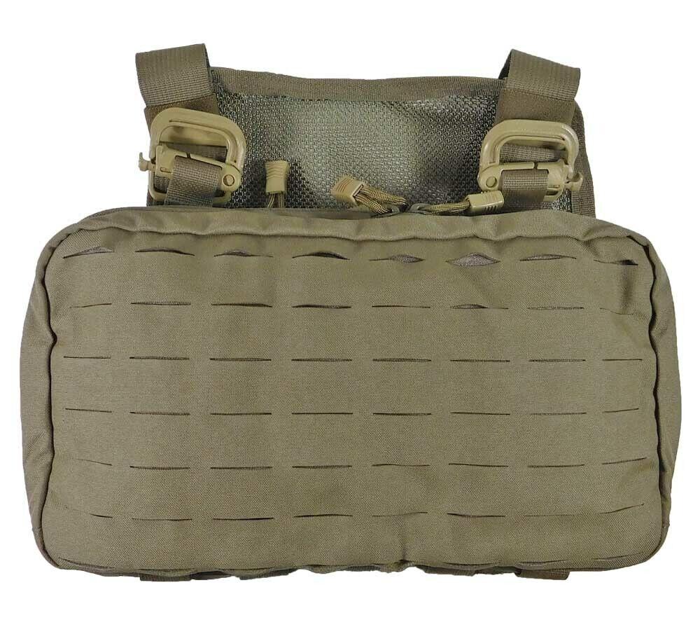 Hill personas Gear pesado Recon Kit De Bolsa Bolsa De súpervivencia Ranger verde Concealed Cochery