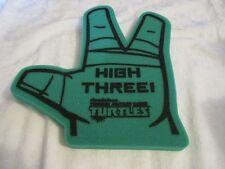 NYCC 2016 Exclusive Teenage Mutant Ninja Turtles TMNT High Three Foam Finger