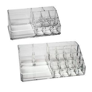 Sortierkasten-Kosmetikorganizer-Aufbewahrung-Kosmetikartikel-Ordnung-zwei-Groessen