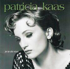 PATRICIA KAAS : JE TE DIS VOUS / CD (COLUMBIA COL 473629 2) - NEU