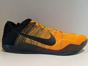 new arrivals 6c47c 9df4e Details about Nike Kobe XI Elite Low Bruce Lee University Gold Black Red 11  Size 12 822675 706