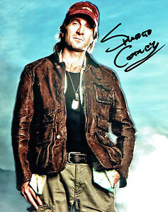 Objective Sharlto Copley Signed Autograph District 9 Taken Photo Movies