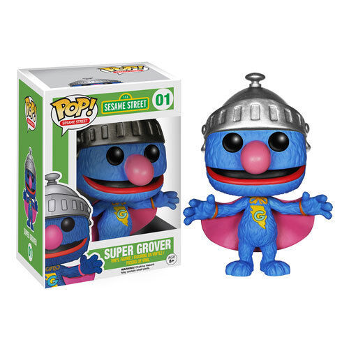 FUNKO POP Sesame Street Series VINYL Pop FIGURES CHOOSE YOURS