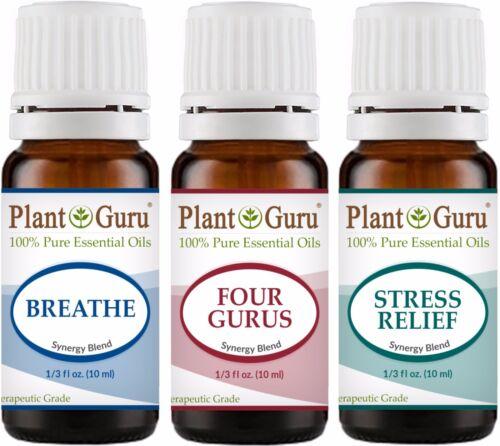Plant Guru Essential Oil Blends