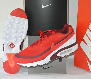 14f60f83da New $130 Nike Air Max BW Ultra University Red/Bright Crimson sz 12 ...