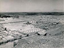 IRAN c. 1950 - 10 Photos Persepolis Hamadan Chiraz Téhéran  - L 10