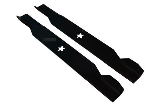 107 CM Messer SATZ für Rasentraktor HUSQVARNA LT Modell 138498 532138498