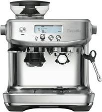 NEW Breville BES878BSS4JAN1 The Barista Pro Espresso Machine - Stainless Steel