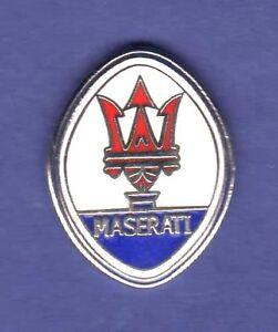 MASERATI-HAT-PIN-LAPEL-PIN-TIE-TAC-ENAMEL-BADGE-1714