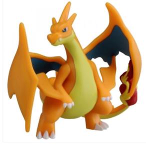 Détails Sur Pokemon Go Figurine Dracaufeu Y Evolution Mega Battle Tomy Nouvelles Figures Afficher Le Titre Dorigine
