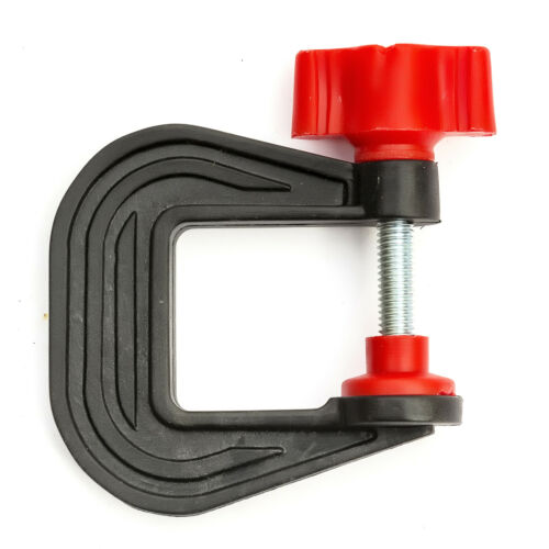 26mm Opening Strong Vice Grip Holder DIY Hobby Project Mini G Clamp 1 Inch