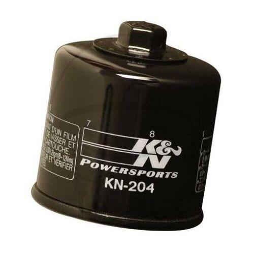 VFR 1200 X Motorrad Ölfilter K/&N KN-204 für Honda VFR 1200 F VT 750 C