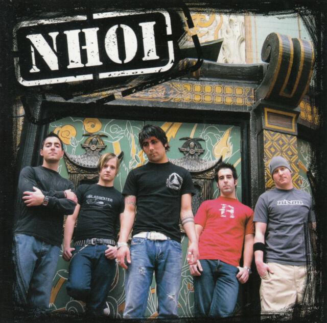 Never Heard Of It - 11 Days CD 2005 Rock Punk
