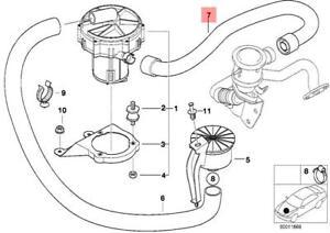 s l300 genuine bmw e46 coupe sedan wagon pressure hose assembly oem