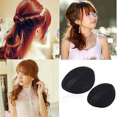 New 2pcs Bump it Up Volume Hair Insert Band Back Beehive Marking Style