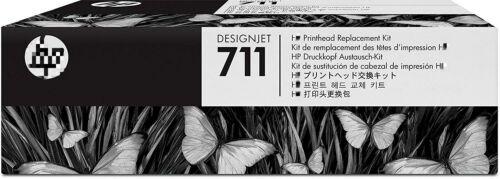 Print Head for HP 711 DesignJet T120 24-in Printer DesignJet T520