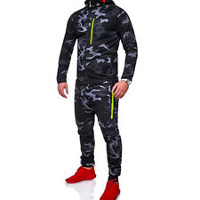 f45086c6efe89 item 5 Mens Camouflage Hoodie Hooded Jogger Sports Coat Jacket Trousers Tracksuit  Set -Mens Camouflage Hoodie Hooded Jogger Sports Coat Jacket Trousers ...
