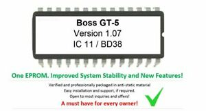 Boss-GT5-Version-1-07-Firmware-OS-Update-EPROM-Software-for-Roland-GT-5
