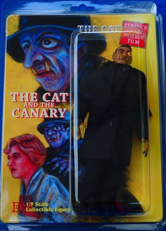 Distinctive Dummies The Cat and the Canary