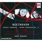 Ludwig van Beethoven - Beethoven: Triple Concerto; Piano Concerto No. 3 (2012)