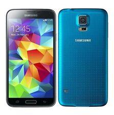 SAMSUNG Galaxy s5 sm-g900f - 16gb-Electric Blu (Sbloccato) Smartphone