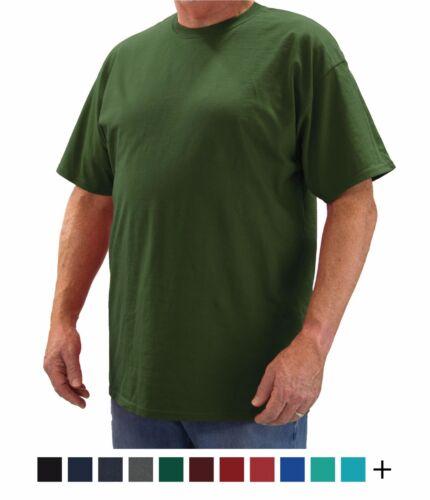 6XL 2XLT 5XLT NewportXL™ Big /& Tall Men/'s Short-Sleeve Crew T-Shirt 2XL