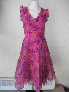 Garden Party Tea Length Dresses 6