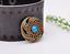 10X-Western-3D-Flower-Turquoise-Conchos-For-Leather-Craft-Bag-Belt-Purse-Decor miniature 56