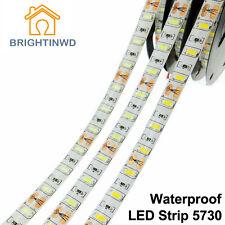 LED Strip 5730 DC12V IP65 60LED/m 5M Brighter than 5050 5630 LED Strip Lights