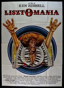 Werbeplakat-Lisztomania-1975-Roger-Daltrey-Ringo-Starr-Beatles-Ken-Russell-M15