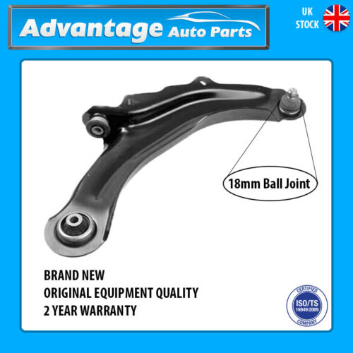 Renault Megane Scenic Grand Scenic 2 Wishbone Control Suspension Arm Front Right