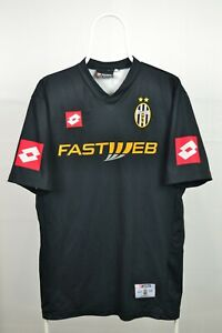 3b7bce27421 Image is loading Juventus-jersey-2001-2002-away-shirt-soccer-football-