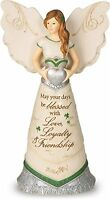 Pavilion Gift Company 82340 Elements irish Blessings Angel Figurine, 6-1/2-inc